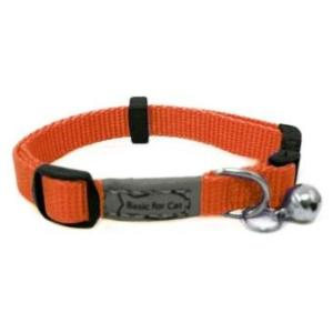 WOUAPY COLLIER CHAT BASIC LINE ORANGE