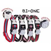 WOUAPY COLLIER BI ONE 12 MM 22/32 CM BLR