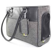 Be One Breed Sac de Transport - Noir & gris