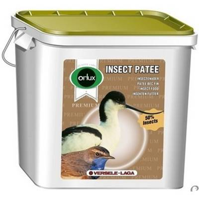 Insect Patee Premium - Min. 50% insects 2kg