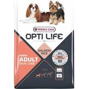 OPTI LIFE ADULT SKIN CARE MINI 7.5kg