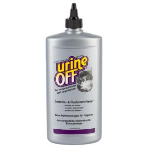 Urine Off Dest. d'Odeur Chat/Chaton inject 946ml