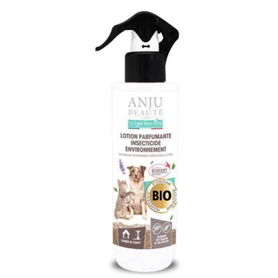 ANJU LOTION PARFUMANTE INSECTICIDE ENVIRONNENT 200 ML