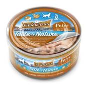 PRINCESS TASTE OF NATURE PALEO 170G MARRON (Poulet, Thon & Bouillon)