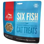 ORIJEN FD TREAT SIX FISH CAT 35g